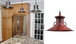 Stainless Steel Kitchen Pendant Lighting Satin Steel Pendants Accent This Modern Kitchen Remodel Stainless Pendant Lighting