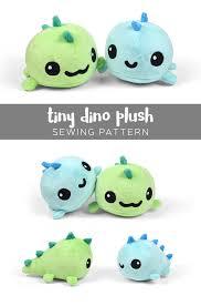 Plush Pattern Beauteous Free Pattern Friday Tiny Dino Plush Choly Knight