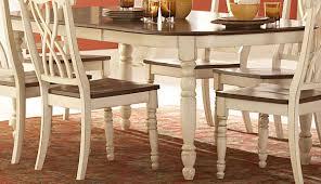 White Dining Room Furniture Homelegance Ohana White Dining Table 1393w 78