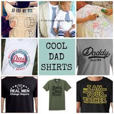 gift ideas for dad t shirts to