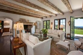 black white living room furniture. In An Immense Living Room Mixing Rustic And Contemporary Styles, We See Natural Wood Ceiling Black White Furniture