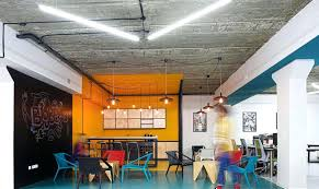 creative office interior design. Beautiful Design Modern Industrial Interior Design A World Of Color And Creative  Office In And Creative Office Interior Design E