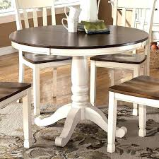 dining tables round dining table ashley furniture room sets set