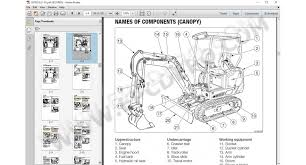 excavators operators manuals service documentation takeuchi excavators operators manuals service documentation