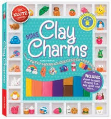 Make Clay Charms Craft Kit Best Toys and Gifts for 8 Year Old Girls in 2019 - BestForTheKids