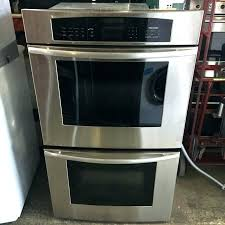 thermador wall oven wall oven double oven wall oven dimensions