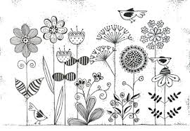 3d Paper Flower Calendar Printable Paper Flower Template Giant Templates By Calendar