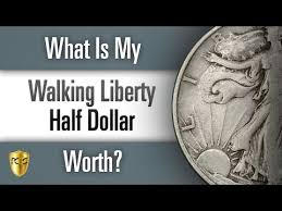 1942 Half Dollar Value Chart What Is My Walking Liberty Half Dollar Worth Youtube