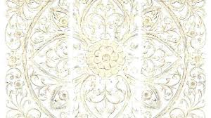 carved wall decor white wood uk s