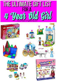 gifts four year old