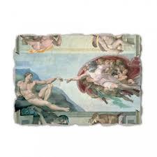 michelangelo 39 s fresco the creation of