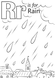 letter r is for rain coloring page number names worksheets letter r printable ~ free printable on free letter r worksheets