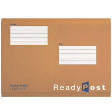 Readypost 12 1 2 X 19 Inch Bubble Mailers Pack Of 36