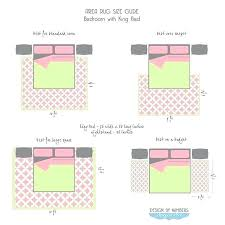 what size area rug guide king bed sizes custom rugs home depot