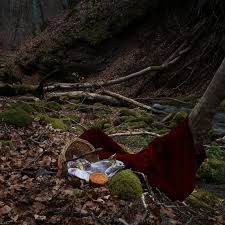 charles roux fictitious feasts little red riding hood  © charles roux fictitious feasts little red riding hood charles perrault charles roux