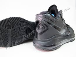 lebron 8 low. nike lebron 8 v2 low triple black_06
