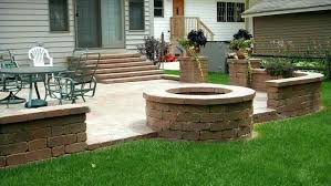 cozy fire pit patios designs outdoor fire pit patio design ideas spaces and corner outdoor fire