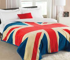 union jack bedspread european themed room with union jack bedding