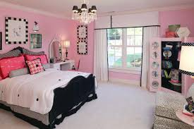 Pink Bedroom For Girls Pink Bedroom For Teenage Girls Frame On The Wall Decor Beside