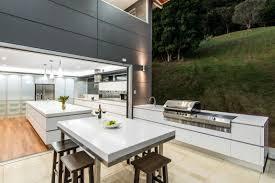 Outdoor Kitchen Cabinets Brisbane Designer Kitchen In Samford By Kim Duffin Of Sublime Architectural