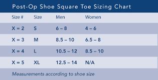 Post Op Shoe Square Toe Breg Inc