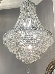 Afaura 4 Light Crystal Chandelier