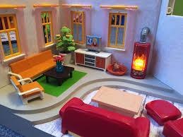 Playmobil Luxusvilla Wohnzimmer Das Beste Von Playmobil Haus