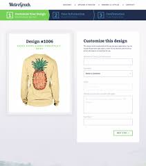 Websites Where You Can Make Your Own Shirt Make Your Own T Shirt Website