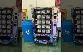 Syringe Vending Machine Locations Adorable Las Vegas' HIV Prevention Initiatives Include Installing Syringe