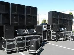 stage speakers setup. event management: sound, stage and lighting for rental | katlego pholose pulse linkedin speakers setup