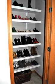 contemporary closet diy shoe shelves home design ideas along with 10