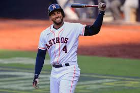 free agent suitors for George Springer