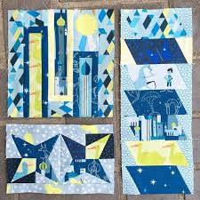59 best Quilty Goodness: Patchwork City Sampler images on ... & Patchwork City quilt blocks from Adamdwight.com