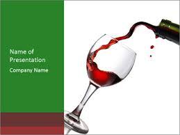 Wine Powerpoint Template Sommelier Powerpoint Template Smiletemplates Com