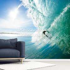 surf wall mural wallsauce us