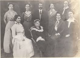 Ada Australia Nichols (1865 - 1920) - Genealogy