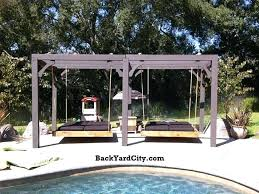 outdoor swing bed nautical to enlarge daybed diy
