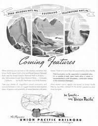 Union Pacific Railroad - Advertisement Gallery