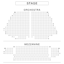 Samuel J Friedman Theatre Seating Chart View From Seat