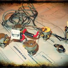 oddtone guitar electronics les paul k40y 9 russian pio full harness kit 50s wiring