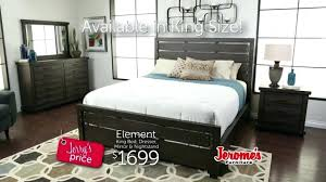 Jeromes Bedroom Furniture Furniture Element Bedroom Within Elegant ...
