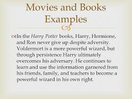 prompt write an essay explaining the necessary characteristics a  in the harry potter books harry hermione and ron never give