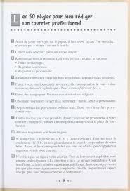 Le Courrier Professionnel Lettres Fax E Mail 70 Modeles