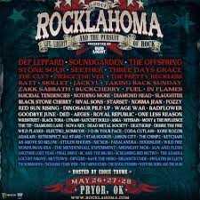 Rocklahoma Seating Chart Search Results King Diamond Eddie Trunk