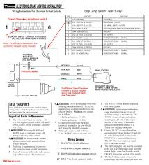 wiring diagram for a tekonsha trailer brake controller Wiring Diagram 91 Jeep XJ trailer brake 05 jeep grand cherokee wk prodigy brake controller wiring diagram for a tekonsha