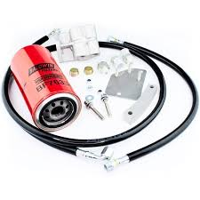 driven diesel post pump fuel filter kit 03 F250 Fuel Filter Ford F-350 Diesel