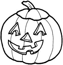 Pumpkin Clipart Black And White Clipartsgram