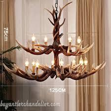 candle pendant light cast elk antler chandelier 2 tiers candle style cascade pendant lights rustic home hanging candle pendant lights candle looking pendant