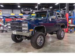 Classic Chevrolet Blazer for Sale on ClassicCars.com - 45 Available