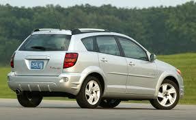 Taste Test: 2005 Pontiac Vibe GT {FWD, 6-speed} | Vanishing Apex